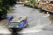 Boats in Bangkok