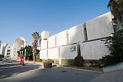 Israel, Tel Aviv, Bet Ariela Library In Shaul Hamelech Boulevard