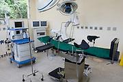 Sabara_MG, Brasil...Centro cirurgico no Hospital Cristiano Machado na cidade de Sabara, Minas Gerais...Surgery Center Hospital Cristiano Machado in Sabara, Minas Gerais...Foto: VICTOR SCHWANER / NITRO