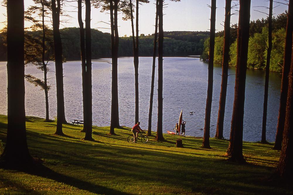 York County, PA, lake recreational park
