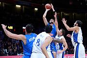 DESCRIZIONE : Lille Eurobasket 2015 Ottavi di Finale Eight Finals Israele Italia Israel Italy<br /> GIOCATORE : Andrea Bargnani<br /> CATEGORIA : tiro<br /> SQUADRA : Italia Italy<br /> EVENTO : Eurobasket 2015 <br /> GARA : Israele Italia Israel Italy<br /> DATA : 13/09/2015 <br /> SPORT : Pallacanestro <br /> AUTORE : Agenzia Ciamillo-Castoria/Max.Ceretti<br /> Galleria : Eurobasket 2015 <br /> Fotonotizia : Lille Eurobasket 2015 Ottavi di Finale Eight Finals Israele Italia Israel Italy