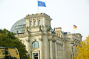 Germany, Berlin, Reichstag building