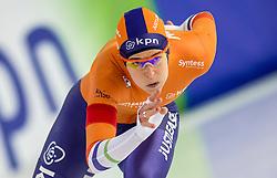 11-12-2016 NED: ISU World Cup Speed Skating, Heerenveen<br /> Ireen Wust NED op de 1000 m