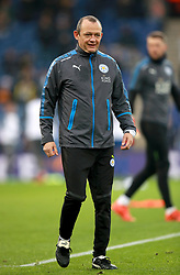 Leicester City assistant manager Pascal Plancque