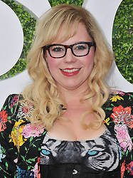 Kirsten Vangsness arrives at the 2017 CBS Television Studios Summer Soiree TCA Party held at the CBS Studio Center – New York Street in Studio City, CA on Tuesday, August 1, 2017. (Photo By Sthanlee B. Mirador) *** Please Use Credit from Credit Field ***