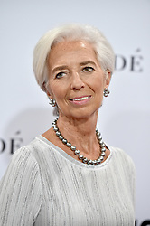 File Photo - Christine Lagarde attends Glamour Women Of The Year 2016 at NeueHouse Hollywood on November 14, 2016 in Los Angeles, CA, USA. The European Council announced Tuesday that Lagarde, the current head of the International Monetary Fund, had been chosen to succeed Mario Draghi as president of the European Central Bank,, whose eight-year term ends in October. Photo by Lionel Hahn/ABACAPRESS.COM