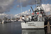 HMCC Vigilant, Ipswich, Suffolk, England
