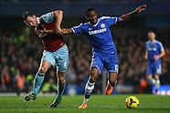 Chelsea v West Ham United 290114
