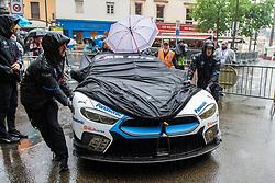 June 11, 2018 - Le Mans, FRANCE - 82 BMW TEAM MTEK (DEU) BMW M8 GTE GTE PRO AUGUSTO FARFUS (BRA) ANTONIO FELIX DA COSTA (PRT) ALEXANDER SIMS  (Credit Image: © Panoramic via ZUMA Press)