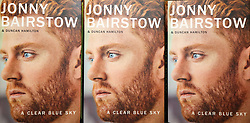 """October 19, 2017 - London, London, United Kingdom - Image ©Licensed to i-Images Picture Agency. 19/10/2017. London, United Kingdom. Cricketer Jonny Bairstow Book Signing. ..Yorkshire and England wicketkeeper Jonny Bairstow signs copies of his new book """"A Clear Blue Sky"""" in Waterstones, Leadenhall Market in London...Picture by Dinendra Haria / i-Images (Credit Image: © Dinendra Haria/i-Images via ZUMA Press)"""