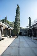Rothschild family tomb, Israel, Mount Carmel, Ramat Hanadiv gardens near Zichron Ya'acov