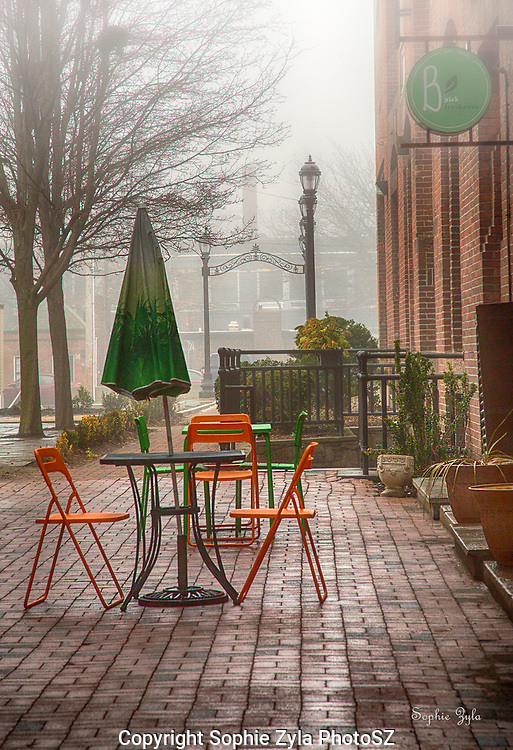 Misty New Haven