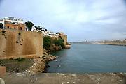 Morocco, Rabat, Oudaia Casbah