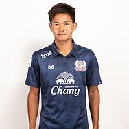 THAILAND - JUNE 07: Patipat Sansuwan #27 of Suphan Buri FC on June 07, 2019.<br /> .<br /> .<br /> .<br /> (Photo by: Naratip Golf Srisupab/SEALs Sports Images/MB Media Solutions)