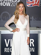 Lauren Pope - The Business Show Photocall