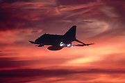 F-4 Phantom burner takeoff military F4