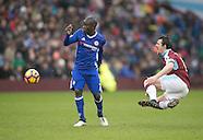 Burnley v Chelsea 110217