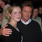 Big Brother 2000, Kim verlaat het huis, Kim en haar vader