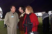 Harold Pinter and Lady Antonia Pinter, Anti War Rally, Hyde Park. 15 February 2003. © Copyright Photograph by Dafydd Jones 66 Stockwell Park Rd. London SW9 0DA Tel 020 7733 0108 www.dafjones.com