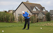 Paddy McGuirk (Co. Louth) on the 4th tee during the PGA Winter Series Southern Branch in Rush Golf Club on Friday 20th March 2015.<br /> Picture:  Thos Caffrey / www.golffile.ie