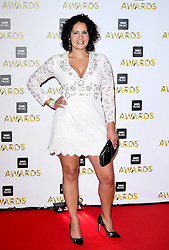 Dr Radha Modgil attending the BBC Music Awards at the Royal Victoria Dock, London.
