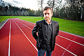 Mark Parker, President & CEO of Nike. 2009-12
