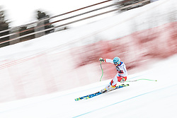 26.12.2017, Stelvio, Bormio, ITA, FIS Weltcup, Ski Alpin, Abfahrt, 1. Training, Herren, im Bild Patrick Kueng (SUI) // Patrick Kueng of Switzerland in action during 1st practice for the mens Downhill of FIS Ski Alpine Worldcup at the Stelvio course, Bormio, Italy on 2017/12/26. EXPA Pictures © 2017, PhotoCredit: EXPA/ Johann Groder