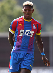 Crystal Palace's Patrick Van Aanholt during a pre season friendly match at The Kassam Stadium, Oxford