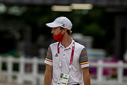 Devos Pieter, BEL<br /> Olympic Games Tokyo 2021<br /> © Hippo Foto - Dirk Caremans<br /> 07/08/2021