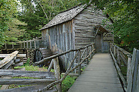 Gris Mill at Cable mill,Great Smoky mountains National Park, USA.