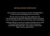 MONOGRAPH: HIMALAYAN ODYSSEY