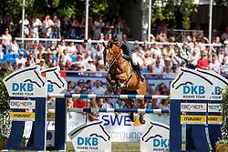 Dubbeldam Jeroen, NED, Wilandro 3<br /> Internationales Wiesbadener PfingstTurnier 2017<br /> © Hippo Foto - Stefan Lafrentz