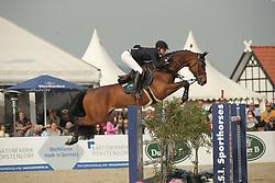 Wagers, Jana, Caspar<br /> Hagen - Horses and Dreams 2015<br /> Int. Grosse Tour<br /> © www.sportfots-lafrentz.de/Stefan Lafrentz