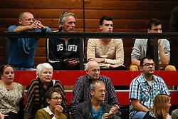 20161029 NED: Eredivisie, Vallei Volleybal Prins - Advisie SSS: Ede<br />Willem Held, Stijn Held <br />©2016-FotoHoogendoorn.nl / Pim Waslander
