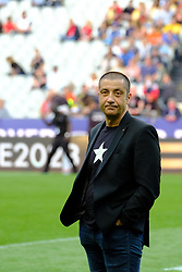 June 5, 2017 - Saint Denis, Seine Saint Denis, France - MOURAD BOUDJELLAL, owner of the Rugby Club Toulon in the final of the French Rugby Championship Top 14 against ASM Clermont-Auvergne at the Stade de France - St Denis France.ASM Clermont beat RC Toulon 22-16 (Credit Image: © Pierre Stevenin via ZUMA Wire)