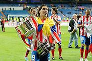 Real Madrid v Athletico Madrid 170513