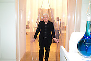 MICHAEL CRAIG-MARTIN, Damien Hirst, Tate Modern: dinner. 2 April 2012.