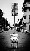 The streets of Venice Beach