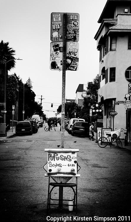 The streets of Venice Beach
