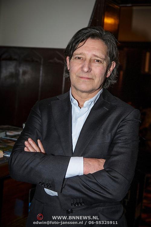 NLD/Amsterdam/20150213 - Perspresentatie 't Schaep Ahoy, Pierre Bokma