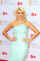 Holly Willoughby, British Academy Television Awards, Royal Festival Hall, London UK, 14 May 2017, Photo by Richard Goldschmidt