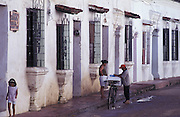 Spanish colonial architecture, Mompox, Bolivar Province, Colombia