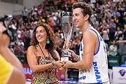 DESCRIZIONE : Trofeo Meridiana Dinamo Banco di Sardegna Sassari - Olimpiacos Piraeus Pireo<br /> GIOCATORE : Giacomo Devecchi<br /> CATEGORIA : Premio Coppa Premiazione<br /> SQUADRA : Dinamo Banco di Sardegna Sassari<br /> EVENTO : Trofeo Meridiana <br /> GARA : Dinamo Banco di Sardegna Sassari - Olimpiacos Piraeus Pireo Trofeo Meridiana<br /> DATA : 16/09/2015<br /> SPORT : Pallacanestro <br /> AUTORE : Agenzia Ciamillo-Castoria/L.Canu
