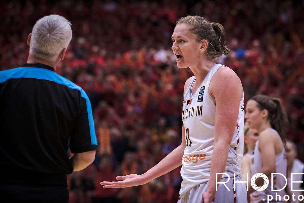 Belgium - Czech Republic<br /> FIBA Women's Eurobasket 2019 Qualifiers