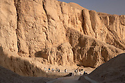 .Valley of the Kings, Egypt