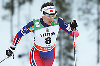 Langrenn<br /> FIS World Cup<br /> 27.11.2015<br /> Foto: Gepa/Digitalsport<br /> NORWAY ONLY<br /> <br /> Ruka - Finland<br /> Sprint C<br /> <br /> FIS World Cup, Nordic Opening 2015, Sprint C, ladies. Image shows Heidi Weng (NOR).