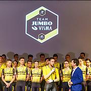NLD/Veghel/20181221 - Presentatie van Team Jumbo,