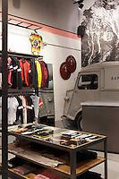 Rapha Store, Brewer Street, London, W1, Brinkworth