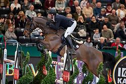 Thieme Andre, GER, Aretino 13<br /> Leipzig - Partner Pferd 2019<br /> © Hippo Foto - Stefan Lafrentz