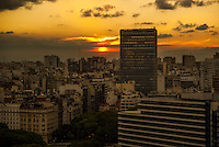 Sunset in Buenos Aires (3)